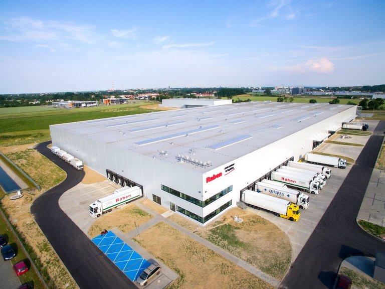 CTPark Opole nabízí téměř 71 tisíc metrů čtverečních zastavitelné plochy.