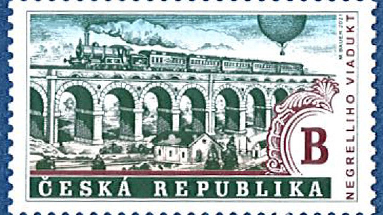 Autorem grafického návrhu nové příležitostné písmenové poštovní známky je Milan Bauer.