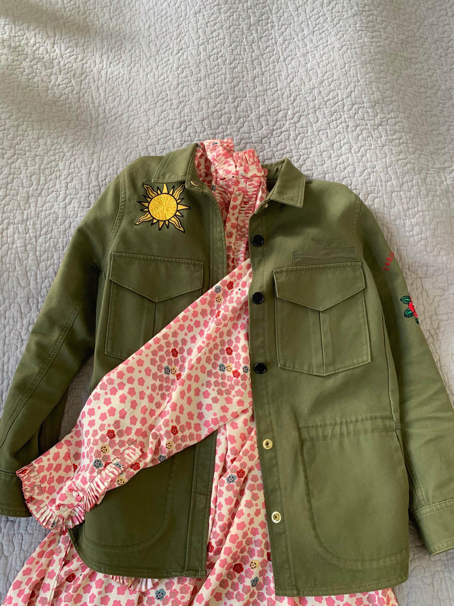 Oblečení od francouzské značky Zadig et Voltaire