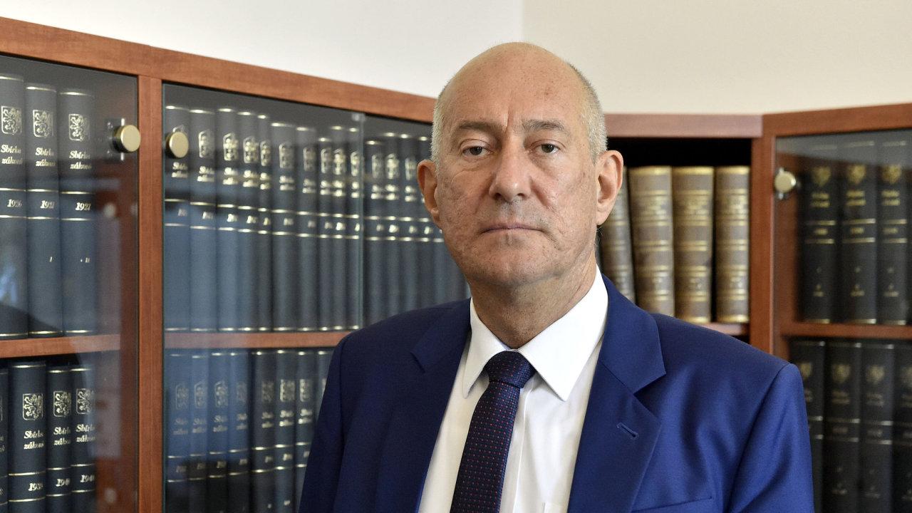 Igor Stříž, kandidát na nejvyššího státního zástupce