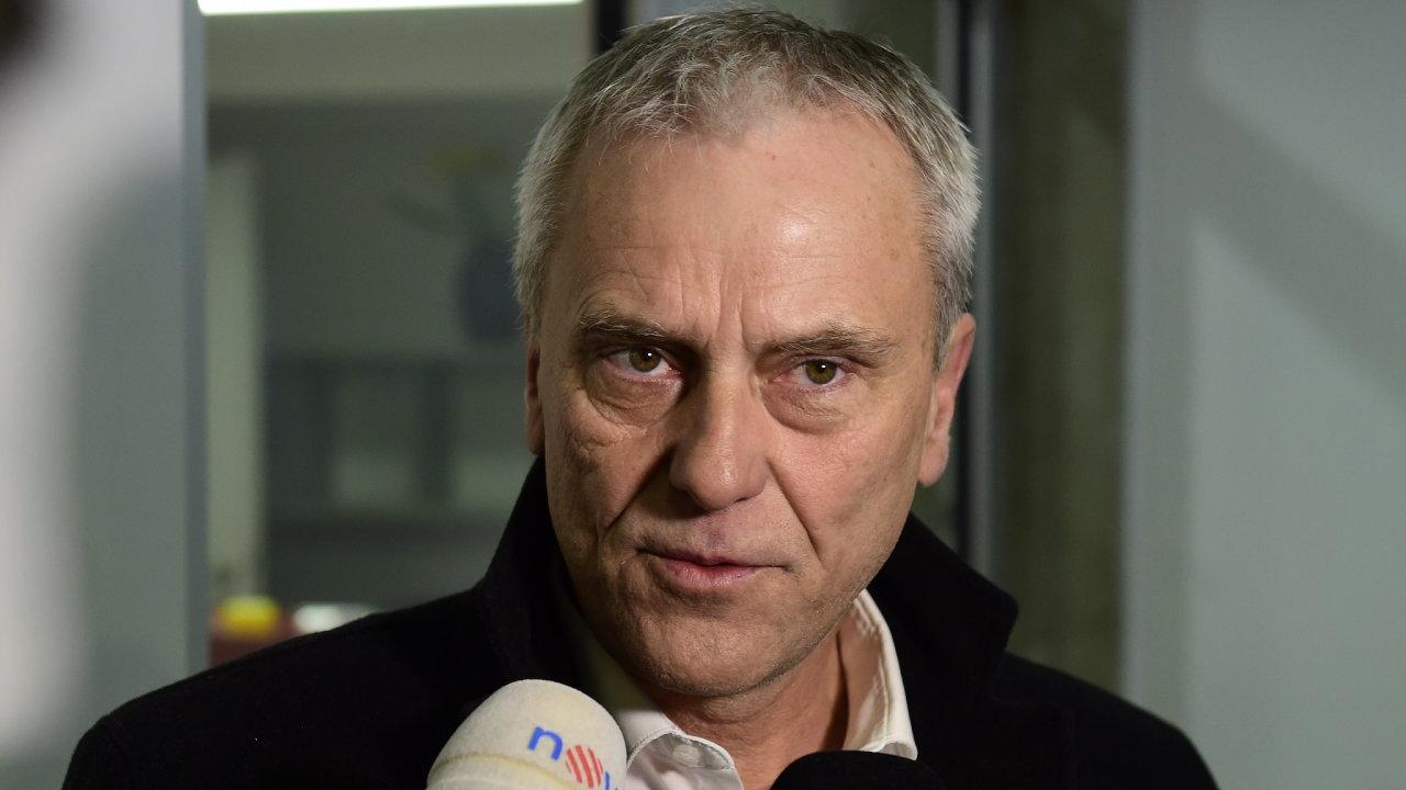 V korupční kauze Vidkun uznal 16. července 2021 Krajský soud v Olomouci vinným i bývalého hejtmana Jiřího Rozbořila z ČSSD (na snímku z 18. února 2020).
