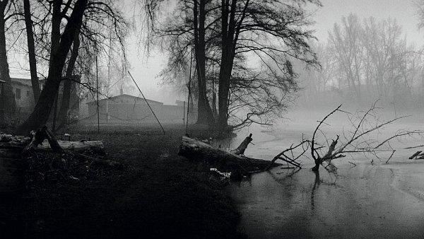 Fotografie z výstavy Ivana Lutterera