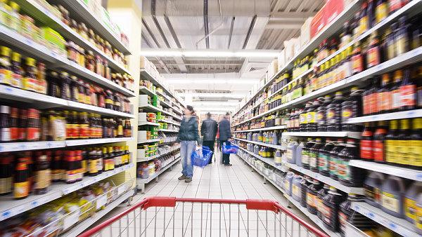Obchodníci mají na některých potravinách až stoprocentní marže - Ilustrační foto.