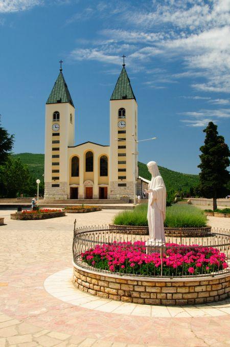 Med�ugorje, Bosna a Hercegovina