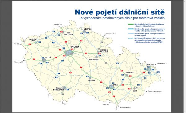 mapa d lnic