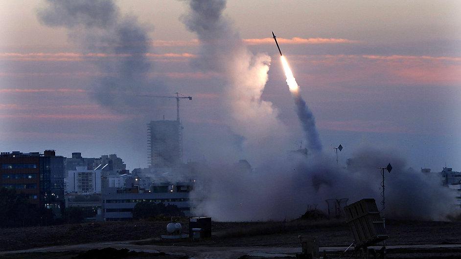 Střety v pásmu Gazy pokračují - ilustrační foto