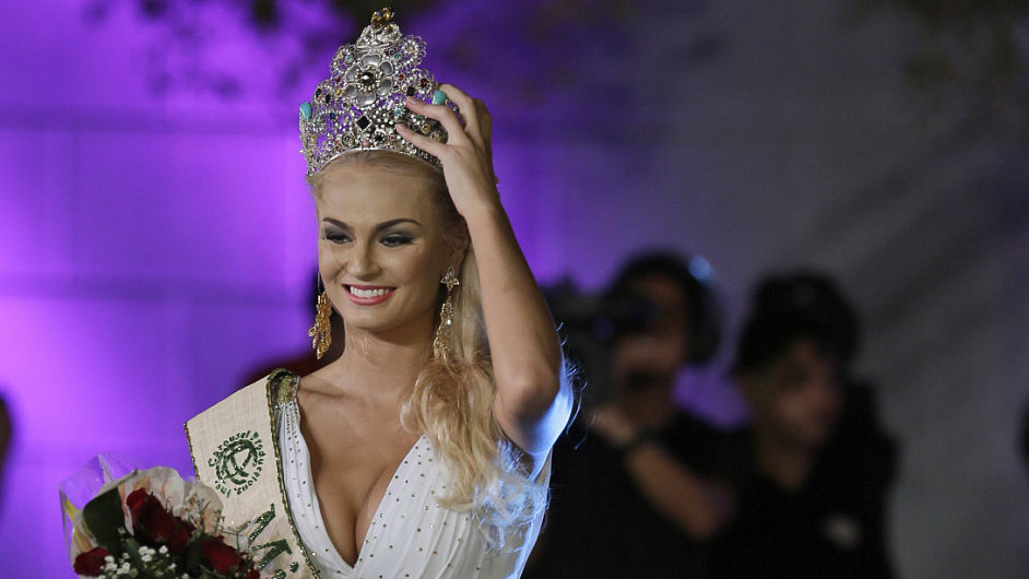 Tereza Fajksová vítězkou Miss Earth 2012