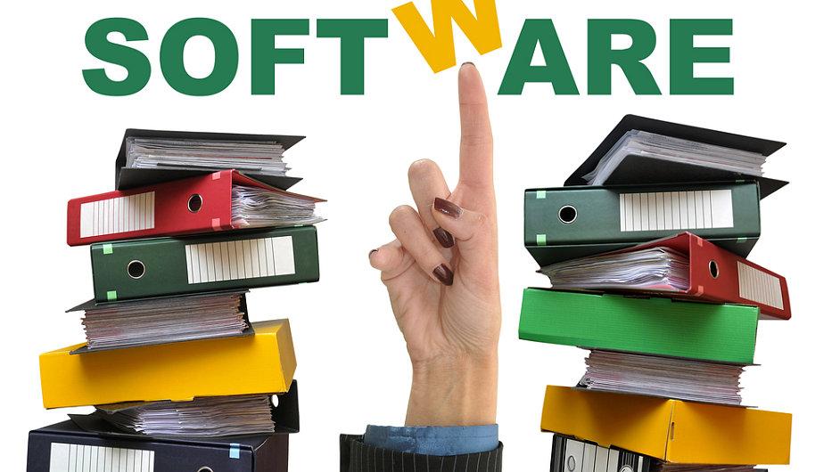 Software. Programové vybavení. Ilustrační foto