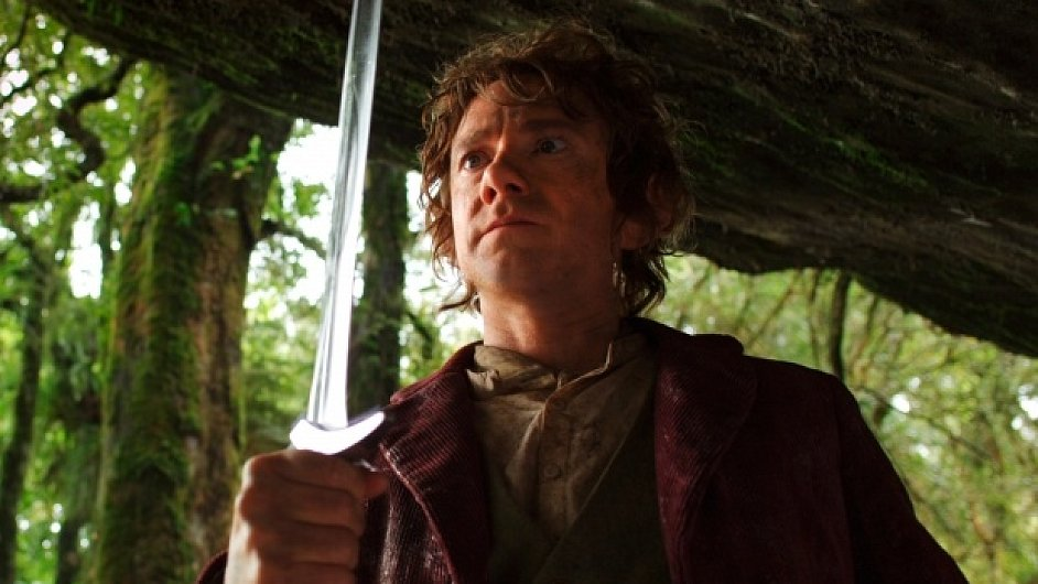 Martin Freeman hraje lehce poživačného chlapíka, který v sobě objeví nečekanou sílu a odvahu