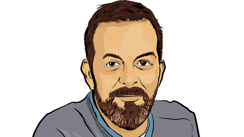 Podnikatel Matouš Petráň (41)