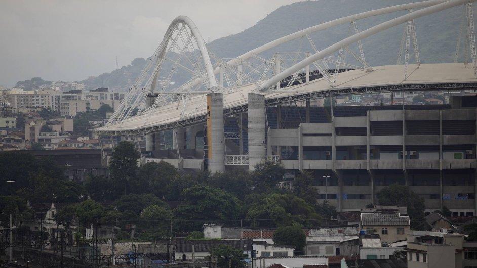 Stadion Joaa Havelange v Rio de Janeiru