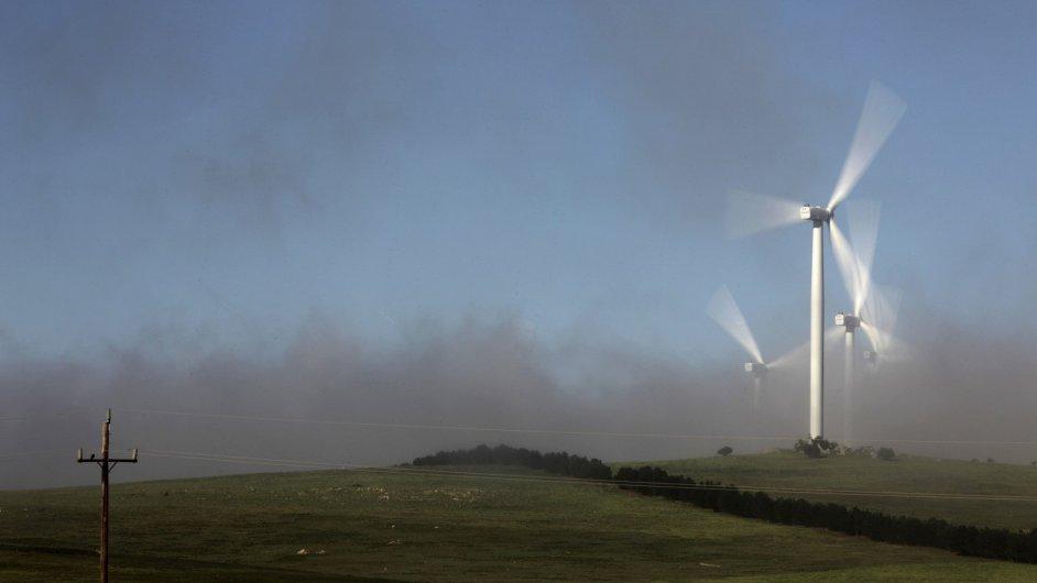 Austrálie zavádí daň z emisí CO2 - ilustrační foto