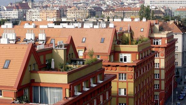 Byty v Praze