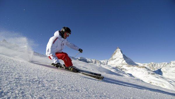Pr�zkum: Nejlep��m alpsk�m ly�a�sk�m are�lem je �v�carsk� Zermatt