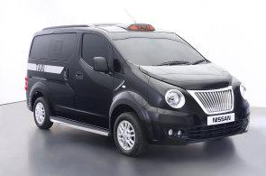 Nissan chystá nové taxíky pro Londýn. Jsou úspornější, ale mnoho krásy nepobraly