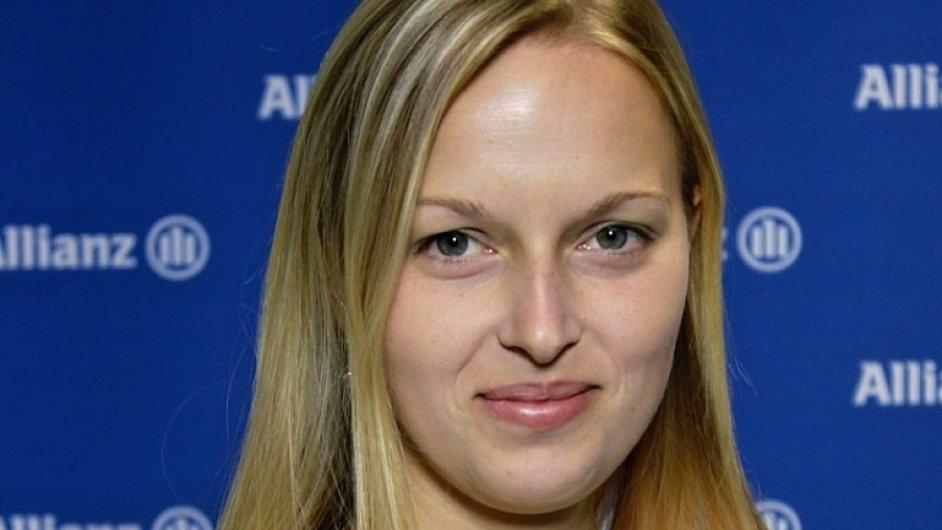 Jana Černá, oddělení komunikace Allianz pojišťovny