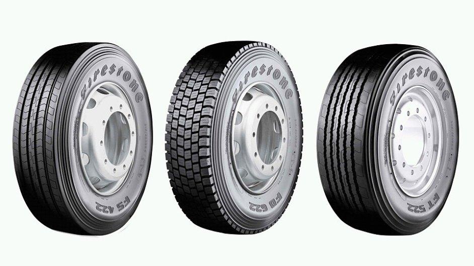 Bridgestone představil novou generaci pneumatik Firestone