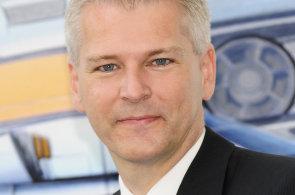 Stefan Büscher, vedoucí marketingu Škoda Auto.