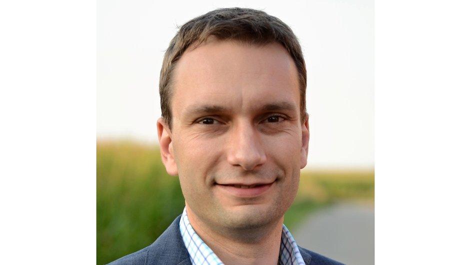 Jiří Kolařík, vedoucí marketingu obchodní skupiny Bezpečnost a Grafika společnosti 3M Česko