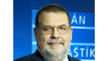 Martin �olc, viceprezident Mezin�rodn� advok�tn� komory (IBA)