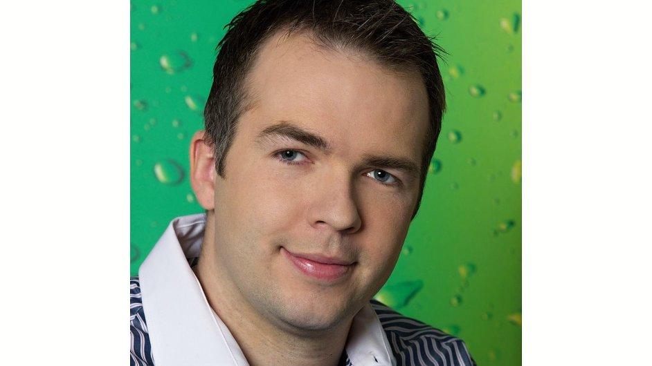 Tomáš Hvězda, brand manažer společnosti Pivovary Staropramen