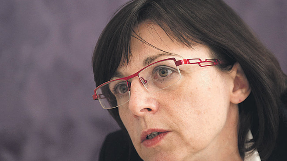 Milena Jaburková, manažerka vládních programů ČR a SR ve společnosti IBM Česká a Slovenská republika