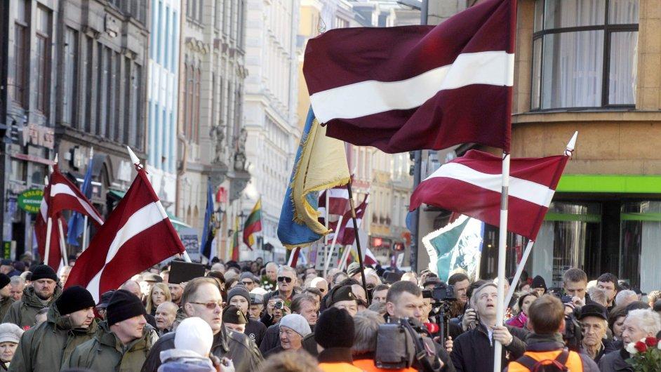 Lotyšsko. Ilustrační foto