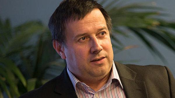 Tomáš Drtina, generální ředitel GfK Czech a Slovakia