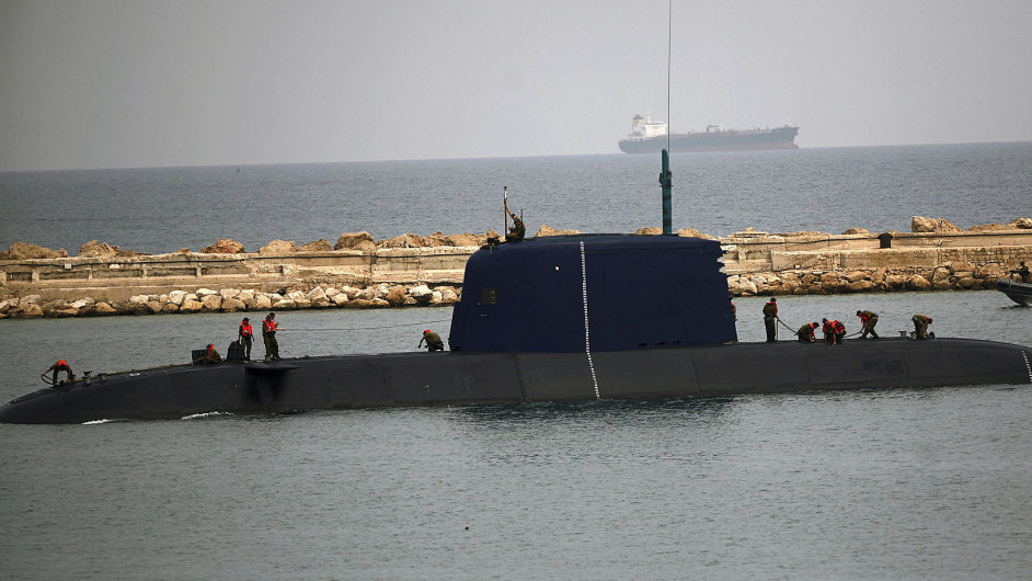 Izraelská ponorka
