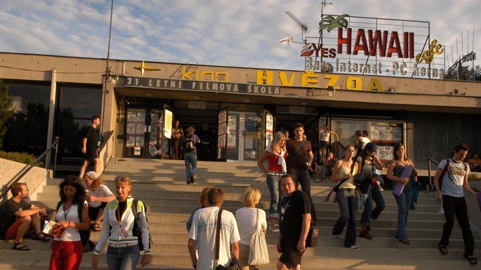 Ilustrační snímek ze staršího ročníku Letní filmové školy v Uherském Hradišti.