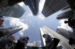 Nejluxusněji úřadují zaměstnanci v Hongkongu, Pekingském Business Districtu či v Connaught Place v Novém Dillí.