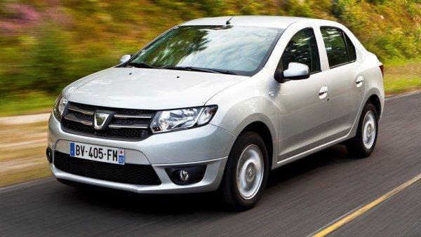 Dacia Logan, nejlevnější nové auto