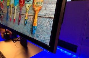 Dell ohromil Las Vegas fantastickým monitorem s rozlišením 8K, vystavený kus se ale rozbil