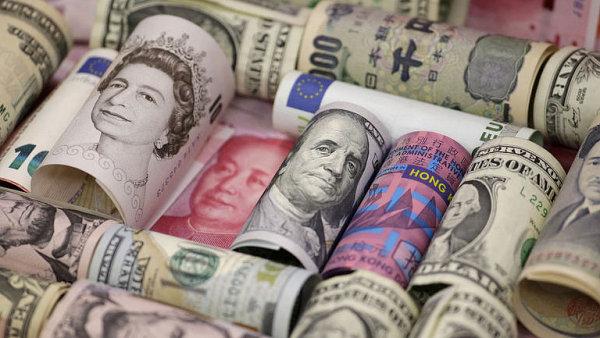 Bohatí z Asie drží velkou část majetku v hotovosti - Ilustrační foto.