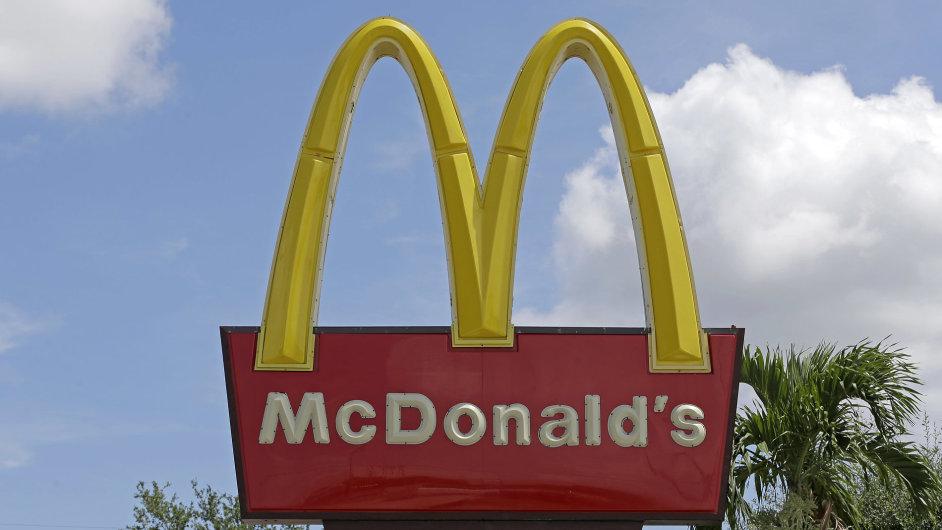 Restaurace rychlého stravování McDonald's