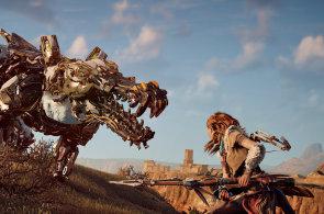Recenze: Horizon Zero Dawn s ocelovými dinosaury a skvělým příběhem si říká o titul hra roku
