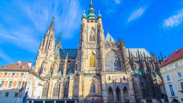 Katedrála svatého Víta v Praze