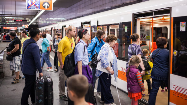 Měření pohybu lidí v dopravě pomocí SIM karet umožňuje získání různých zajímavých dat, která do této doby nebyla přístupná.