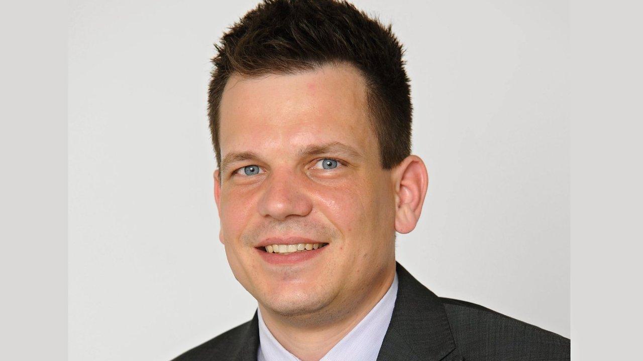 Gabriel Roubíček, regionální ředitel DHL Supply Chain