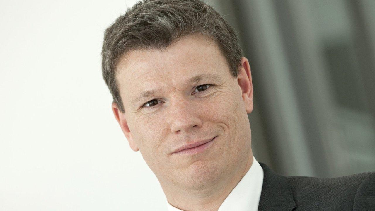 Laurent Jaumotte, finanční ředitel skupiny AXA v České republice a na Slovensku
