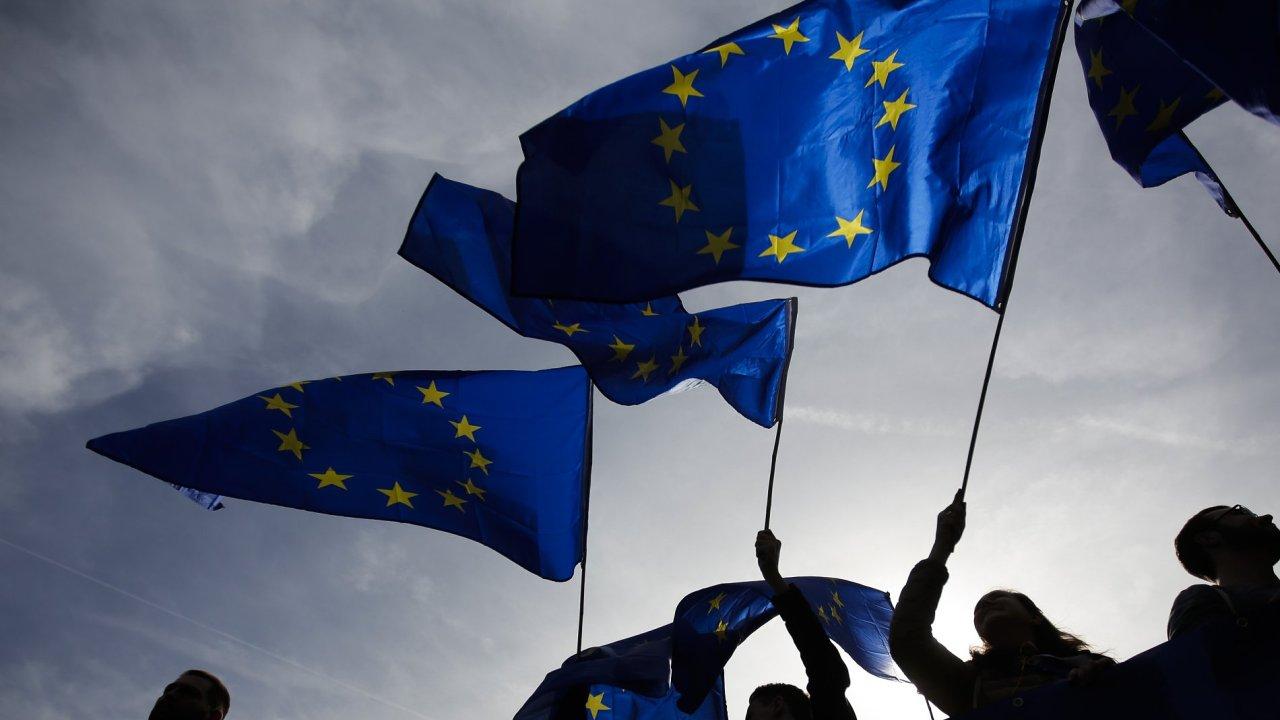Evropská unie (EU) - Ilustrační foto.