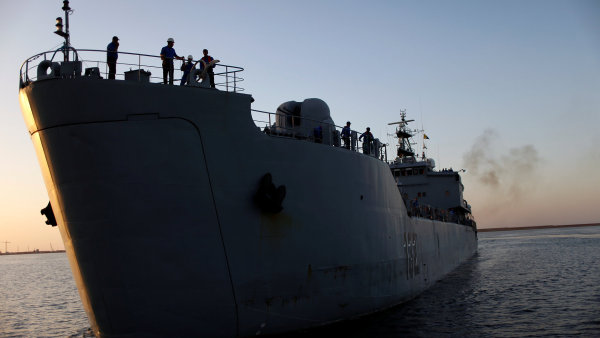 Čína představila novou bagrovací loď, která dokáže vytvářet umělé ostrovy například v Jihočínském moři – Ilustrační foto.