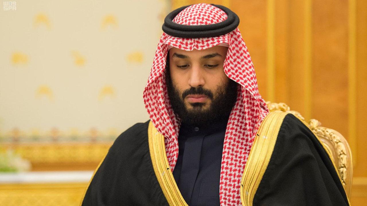 Saúdský korunní princ Mohamed bin Salmán je údajně kupcem francouzského zámku za sedm miliard.