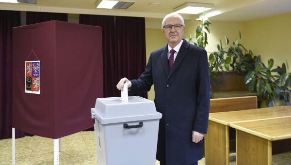 prezidentské volby 2018, Jiří Drahoš