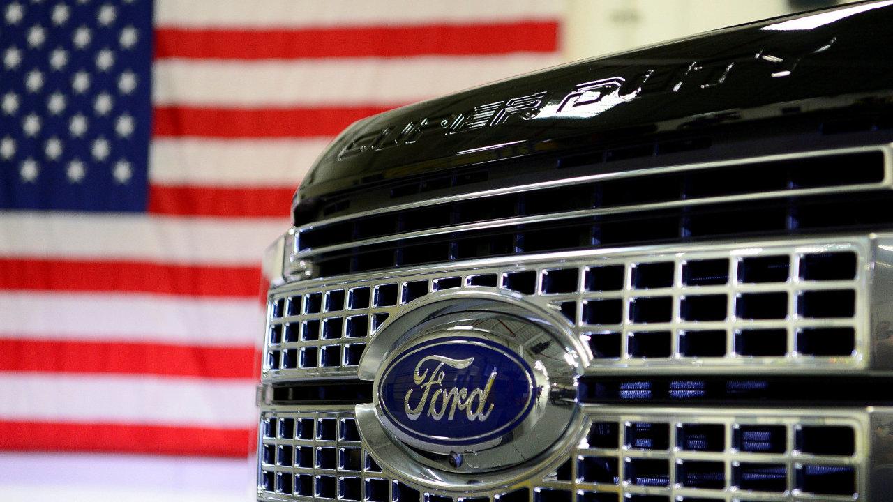 Ford, USA, automobilový průmysl