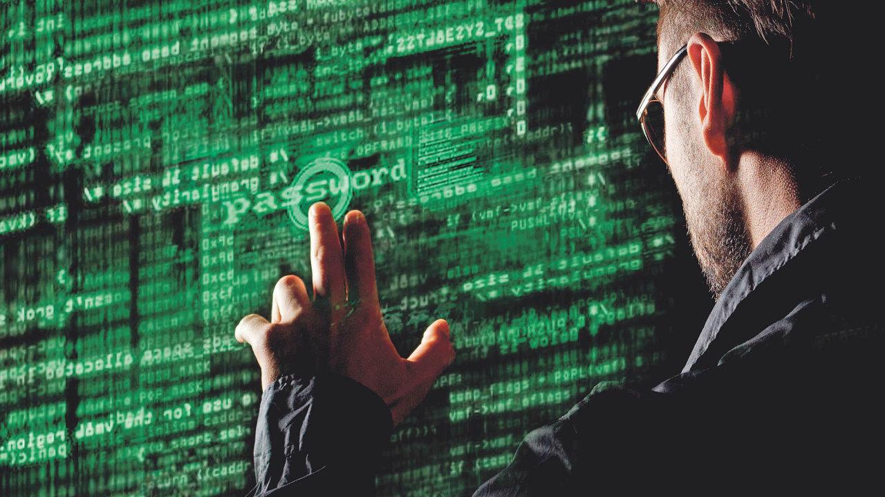 Kybernetické hrozby se nejčastěji snaží ukázat reklamu, odcizit hesla nebo vydělat na lidském strachu.