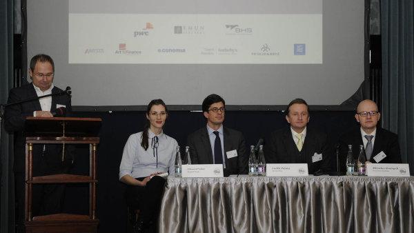 Konferenci Fórum českých investorů pořádaly společnosti PwC, Emun Partners a BH Securities.