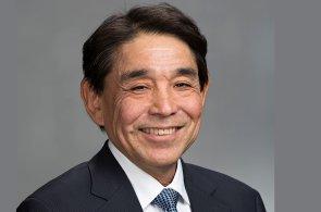 Yuichi Ishizuka, prezident a generální ředitel společnosti Canon EMEA