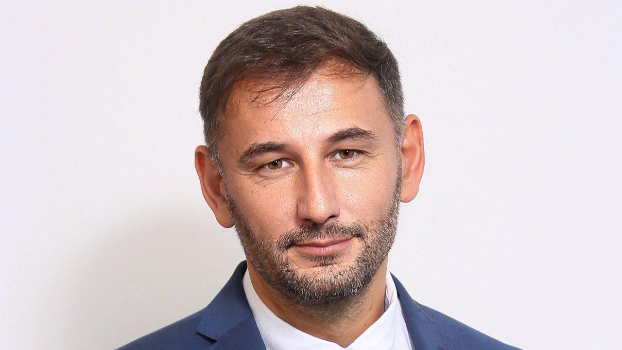 Ondřej Pavlík, regionální ředitel společnosti DKV
