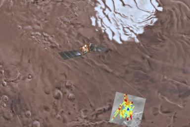 Objev vody ještě neznamená, že na Marsu je život, ale ukazuje nám, kde ho hledat. Je to jako mapa k pokladu, říkají odborníci
